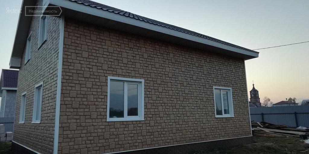 Продажа дома село Речицы, улица Новая Слобода 52В, цена 4500000 рублей, 2021 год объявление №530795 на megabaz.ru