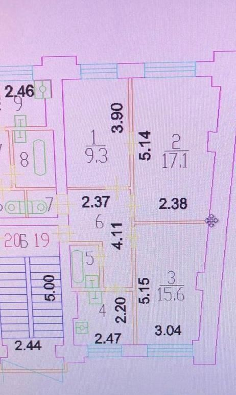 Продажа трёхкомнатной квартиры Москва, метро Смоленская, Большой Лёвшинский переулок 19/12с3, цена 17300000 рублей, 2020 год объявление №393973 на megabaz.ru
