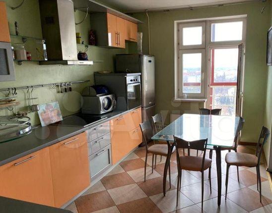 Продажа однокомнатной квартиры село Тарасовка, Центральная улица 11, цена 3650000 рублей, 2021 год объявление №539800 на megabaz.ru