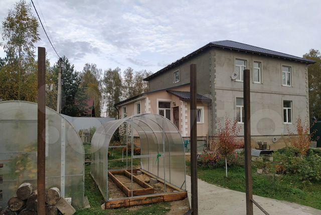 Продажа дома деревня Крюково, цена 16900000 рублей, 2021 год объявление №587400 на megabaz.ru