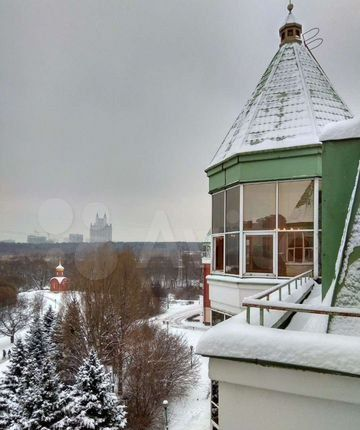 Продажа пятикомнатной квартиры Москва, Минская улица 1А, цена 138000000 рублей, 2021 год объявление №575226 на megabaz.ru