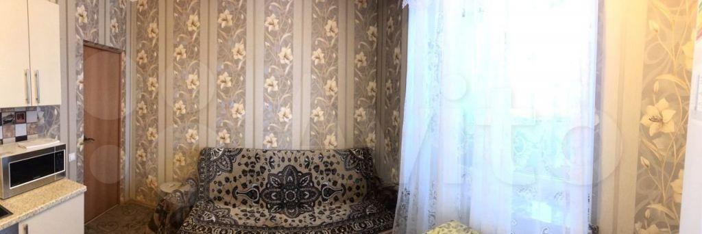 Аренда однокомнатной квартиры рабочий посёлок Нахабино, улица Панфилова 23, цена 35000 рублей, 2021 год объявление №1361734 на megabaz.ru