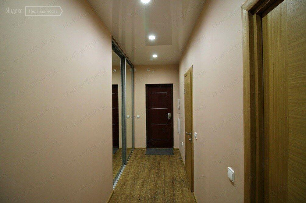 Аренда однокомнатной квартиры Долгопрудный, Молодёжная улица 8, цена 22000 рублей, 2021 год объявление №1354185 на megabaz.ru