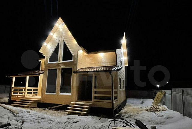 Продажа дома деревня Большое Петровское, цена 5000000 рублей, 2021 год объявление №593099 на megabaz.ru