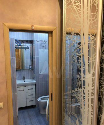 Аренда однокомнатной квартиры Клин, Клинская улица 54к1, цена 19000 рублей, 2021 год объявление №1354262 на megabaz.ru