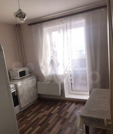 Аренда однокомнатной квартиры Клин, Профсоюзная улица 11к4, цена 15000 рублей, 2021 год объявление №1354888 на megabaz.ru