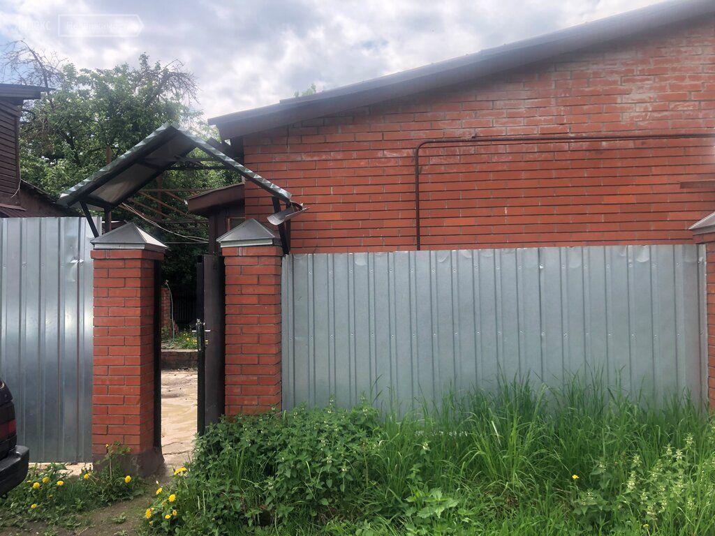 Продажа дома Коломна, улица Добролюбова 61, цена 4300000 рублей, 2021 год объявление №635028 на megabaz.ru
