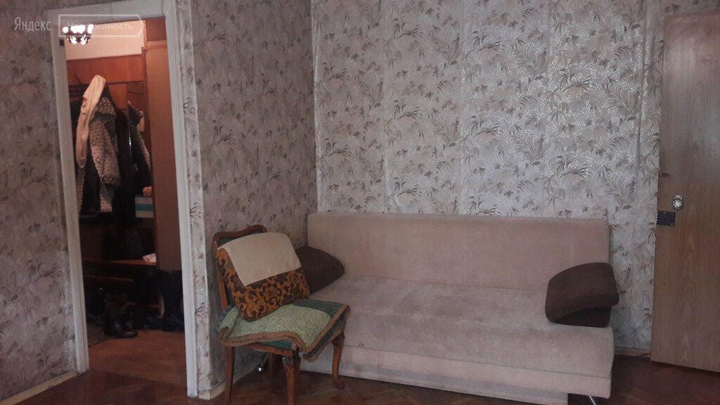 Продажа двухкомнатной квартиры Москва, метро Рязанский проспект, улица Паперника 17, цена 8700000 рублей, 2021 год объявление №593814 на megabaz.ru