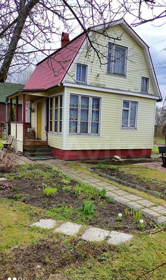 Продажа дома село Вельяминово, цена 950000 рублей, 2021 год объявление №615979 на megabaz.ru