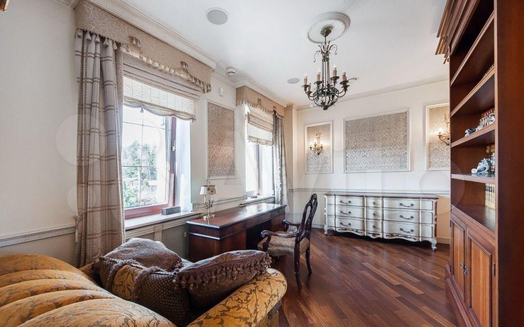 Аренда дома деревня Сорокино, цена 450000 рублей, 2021 год объявление №1394585 на megabaz.ru
