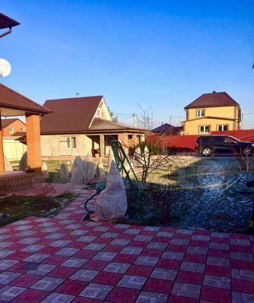 Продажа дома село Нижнее Хорошово, Огородная улица 9, цена 9200000 рублей, 2021 год объявление №559326 на megabaz.ru
