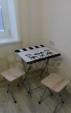 Продажа студии Пушкино, улица Просвещения 11к1, цена 3490000 рублей, 2021 год объявление №594333 на megabaz.ru
