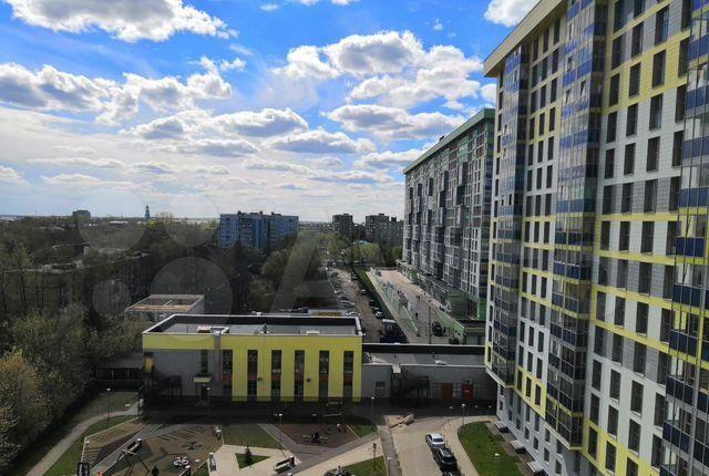 Продажа однокомнатной квартиры Сергиев Посад, Инженерная улица 8, цена 5150000 рублей, 2021 год объявление №590512 на megabaz.ru