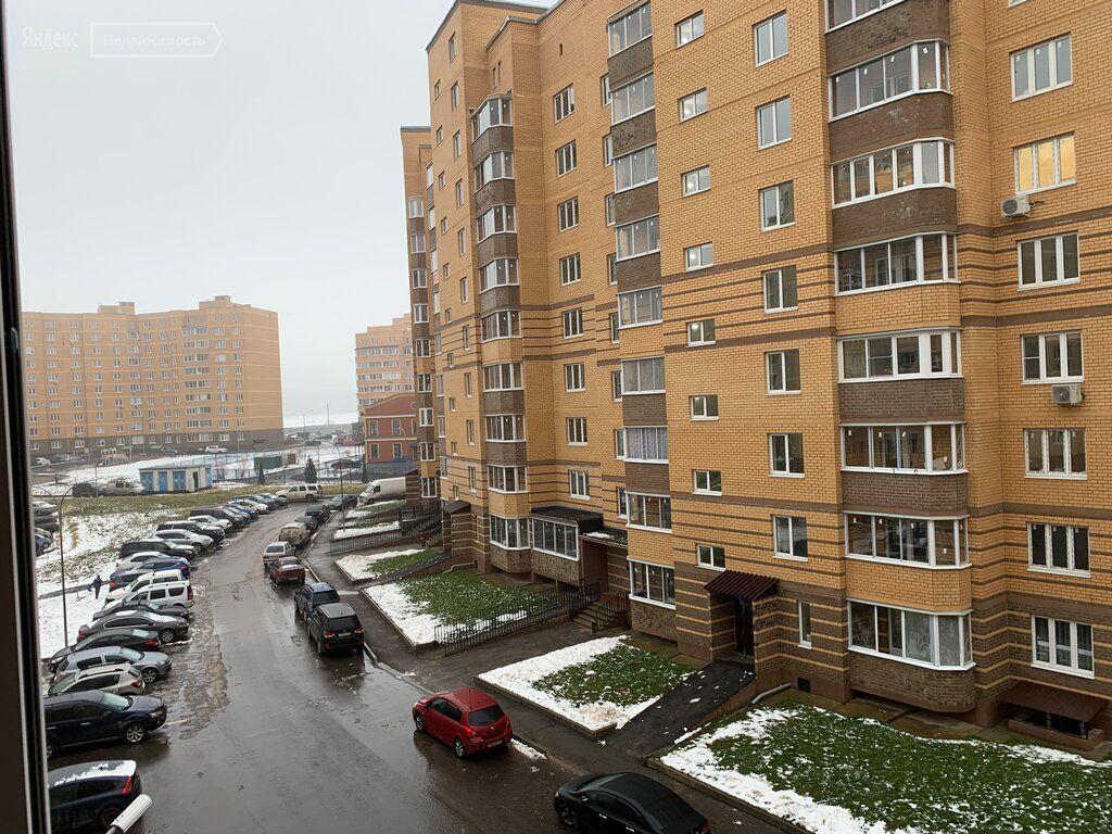 Продажа однокомнатной квартиры село Рождествено, Рождественский бульвар 7, цена 5350000 рублей, 2021 год объявление №594327 на megabaz.ru