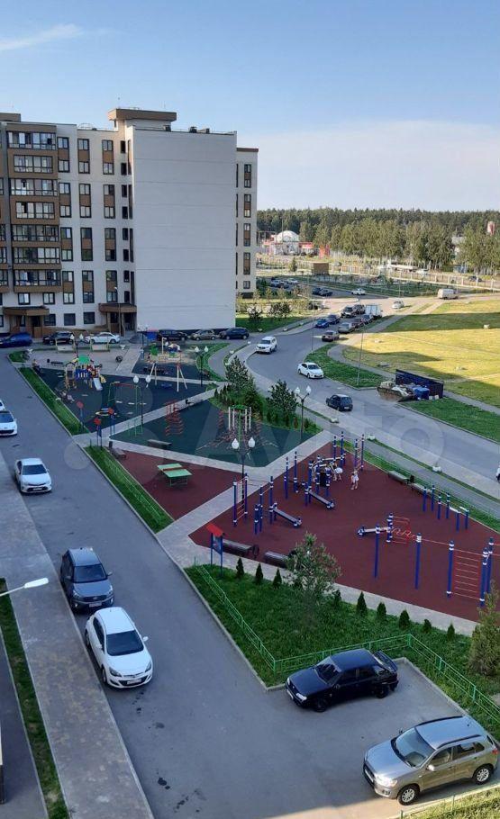Продажа двухкомнатной квартиры деревня Пирогово, улица Ильинского 9, цена 6700000 рублей, 2021 год объявление №621539 на megabaz.ru