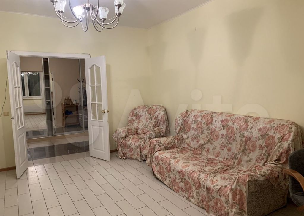 Аренда двухкомнатной квартиры поселок Развилка, метро Зябликово, цена 40000 рублей, 2021 год объявление №1378043 на megabaz.ru