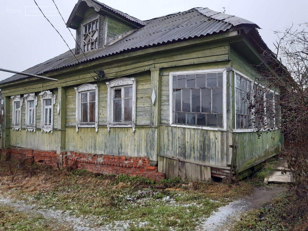 Продажа дома деревня Тимоново, цена 3500000 рублей, 2021 год объявление №594969 на megabaz.ru