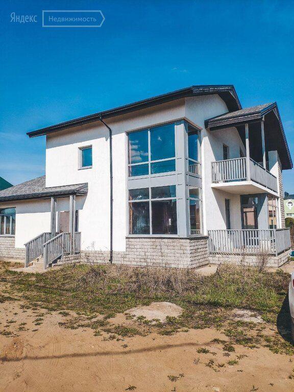 Продажа дома деревня Пятница, цена 14990000 рублей, 2021 год объявление №595040 на megabaz.ru