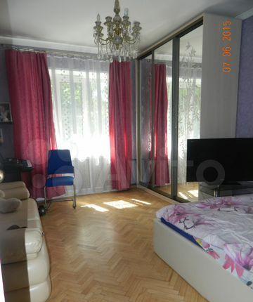 Продажа трёхкомнатной квартиры Москва, метро Красносельская, 1-й Новый переулок 7, цена 17800000 рублей, 2021 год объявление №594886 на megabaz.ru