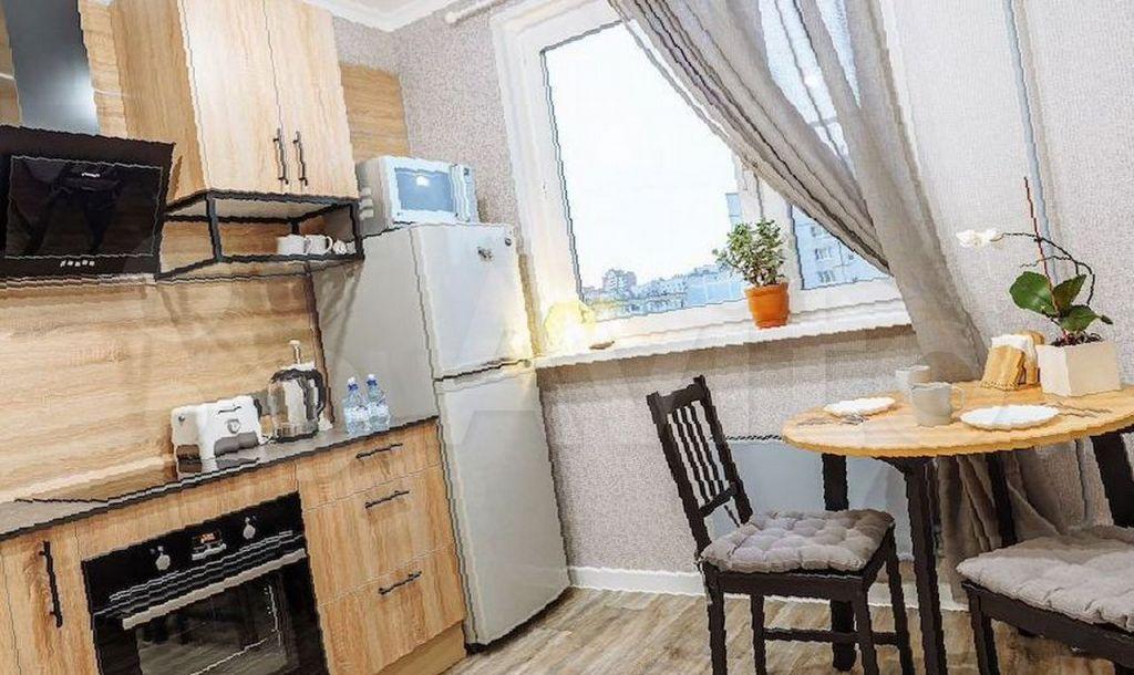 Продажа однокомнатной квартиры Котельники, цена 5991000 рублей, 2021 год объявление №708156 на megabaz.ru