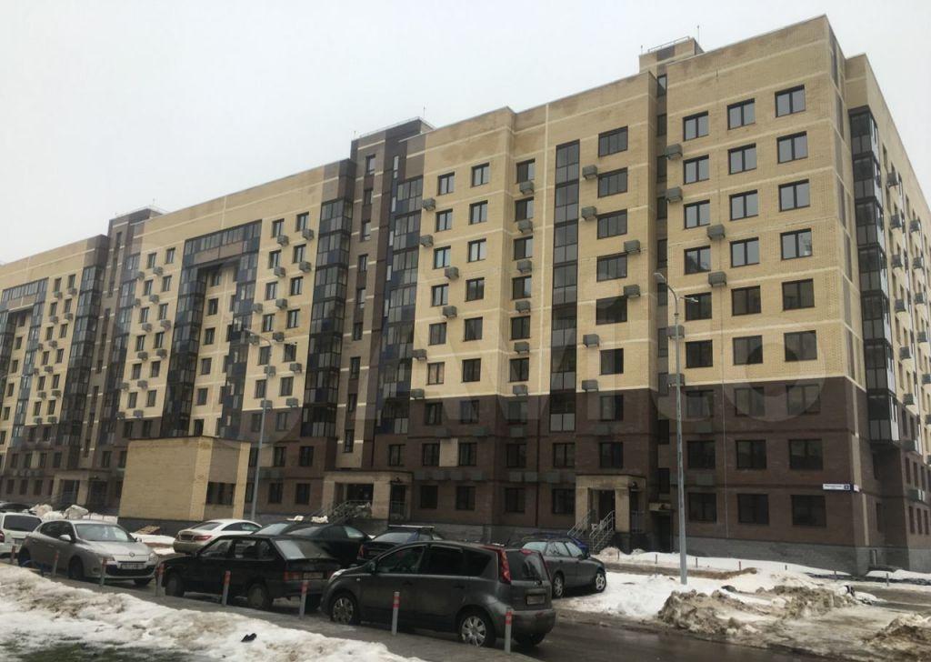 Продажа студии поселок Мебельной фабрики, Рассветная улица 5, цена 4150000 рублей, 2021 год объявление №595325 на megabaz.ru