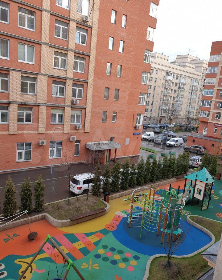 Продажа трёхкомнатной квартиры Москва, метро Красносельская, 1-й Красносельский переулок 7-9с2, цена 18500000 рублей, 2021 год объявление №620121 на megabaz.ru