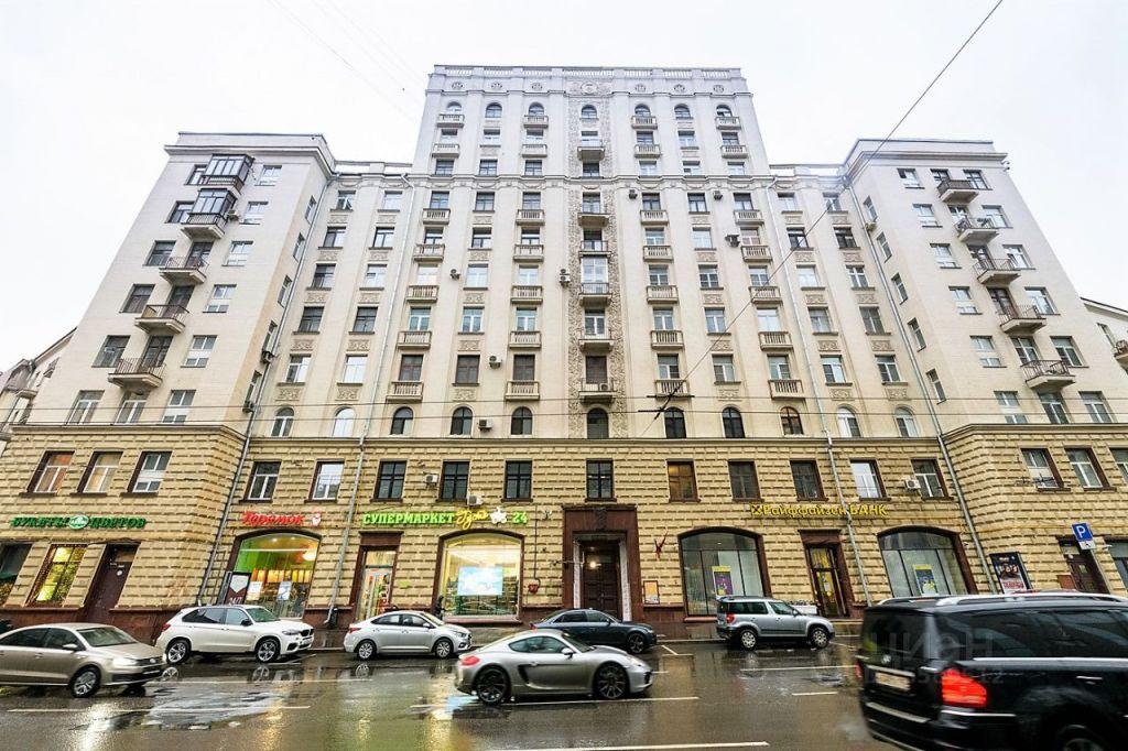 Продажа трёхкомнатной квартиры Москва, метро Красные ворота, Орликов переулок 8, цена 25500000 рублей, 2021 год объявление №598354 на megabaz.ru