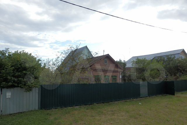 Продажа дома село Нижнее Хорошово, Зелёная улица, цена 1590000 рублей, 2021 год объявление №504540 на megabaz.ru
