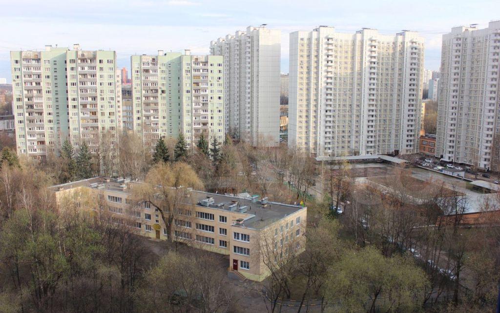 Продажа двухкомнатной квартиры Москва, метро Калужская, Ленинский проспект 107к3, цена 18200000 рублей, 2021 год объявление №619164 на megabaz.ru