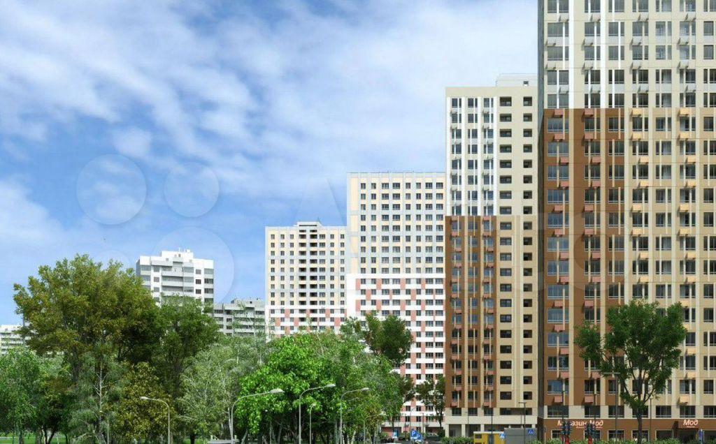 Продажа однокомнатной квартиры рабочий поселок Новоивановское, бульвар Эйнштейна 3, цена 6530069 рублей, 2021 год объявление №707406 на megabaz.ru
