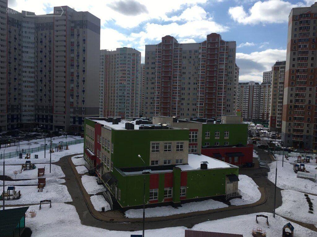Продажа однокомнатной квартиры деревня Путилково, метро Волоколамская, Спасо-Тушинский бульвар 5, цена 6500000 рублей, 2021 год объявление №596086 на megabaz.ru