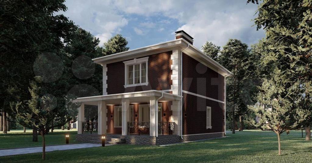 Продажа дома село Петровское, цена 5500000 рублей, 2021 год объявление №630456 на megabaz.ru