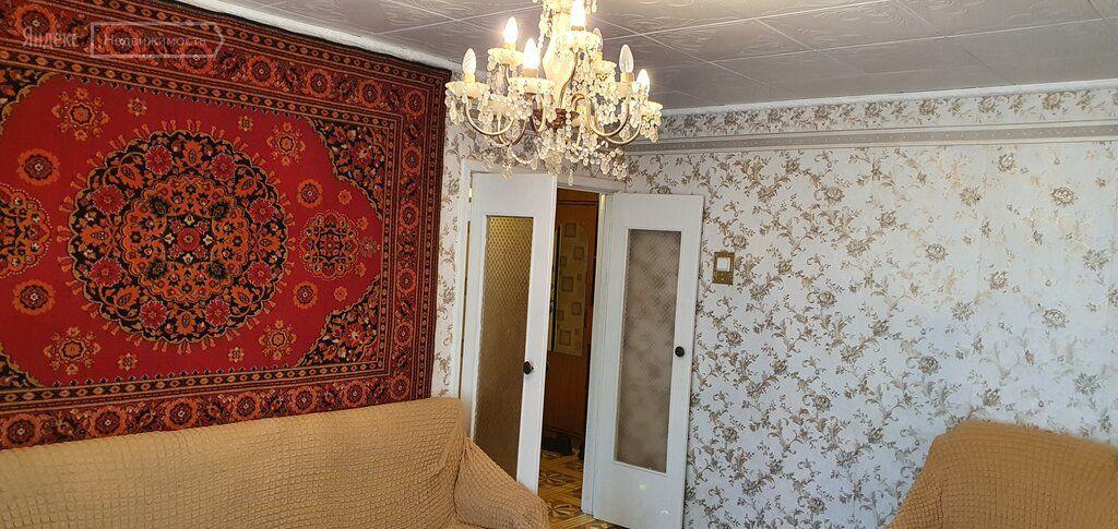 Продажа трёхкомнатной квартиры Кашира, улица Ленина 13к2, цена 3400000 рублей, 2021 год объявление №595990 на megabaz.ru
