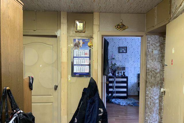 Продажа трёхкомнатной квартиры поселок Новосиньково, цена 3550000 рублей, 2021 год объявление №596051 на megabaz.ru