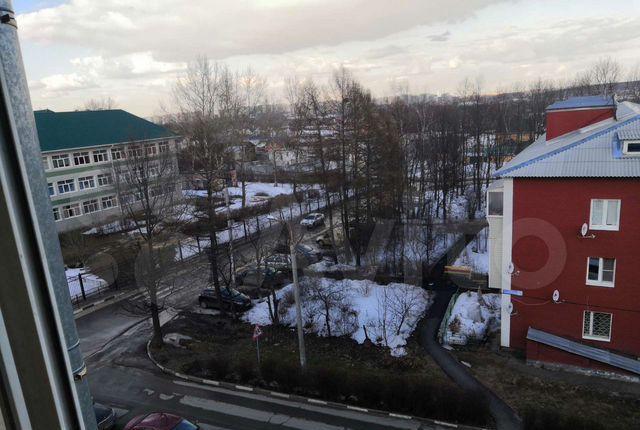 Аренда однокомнатной квартиры деревня Федюково, улица Строителей 20, цена 20000 рублей, 2021 год объявление №1358000 на megabaz.ru