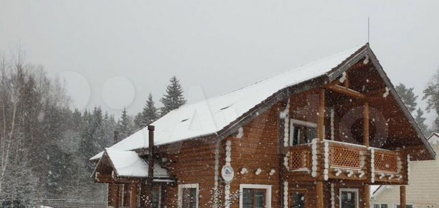 Продажа дома деревня Ходаево, цена 1435000 рублей, 2021 год объявление №596807 на megabaz.ru