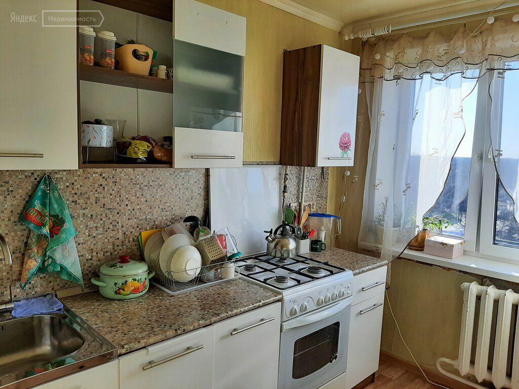 Продажа двухкомнатной квартиры Орехово-Зуево, улица Урицкого 55, цена 3400000 рублей, 2021 год объявление №596778 на megabaz.ru