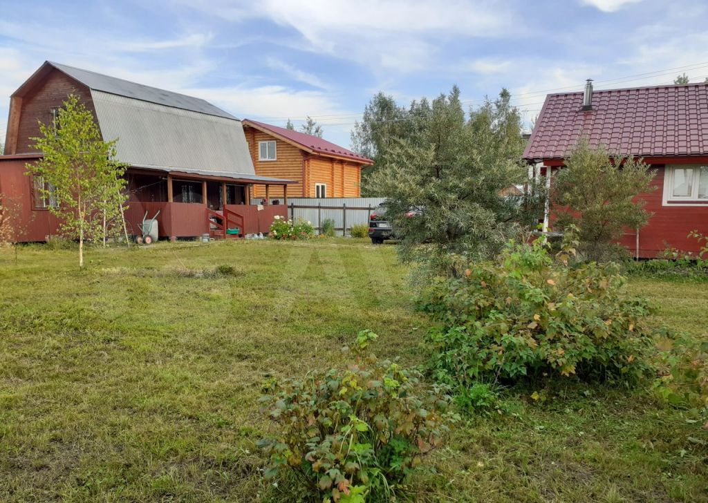Продажа дома СНТ Полянка, цена 1950000 рублей, 2021 год объявление №469046 на megabaz.ru