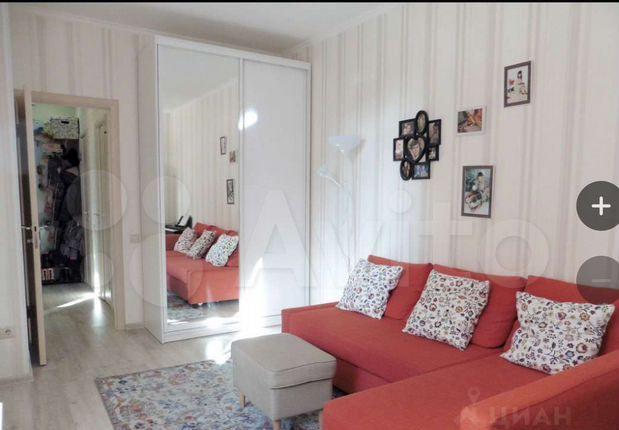 Продажа двухкомнатной квартиры деревня Сабурово, Парковая улица 9, цена 6200000 рублей, 2021 год объявление №596587 на megabaz.ru