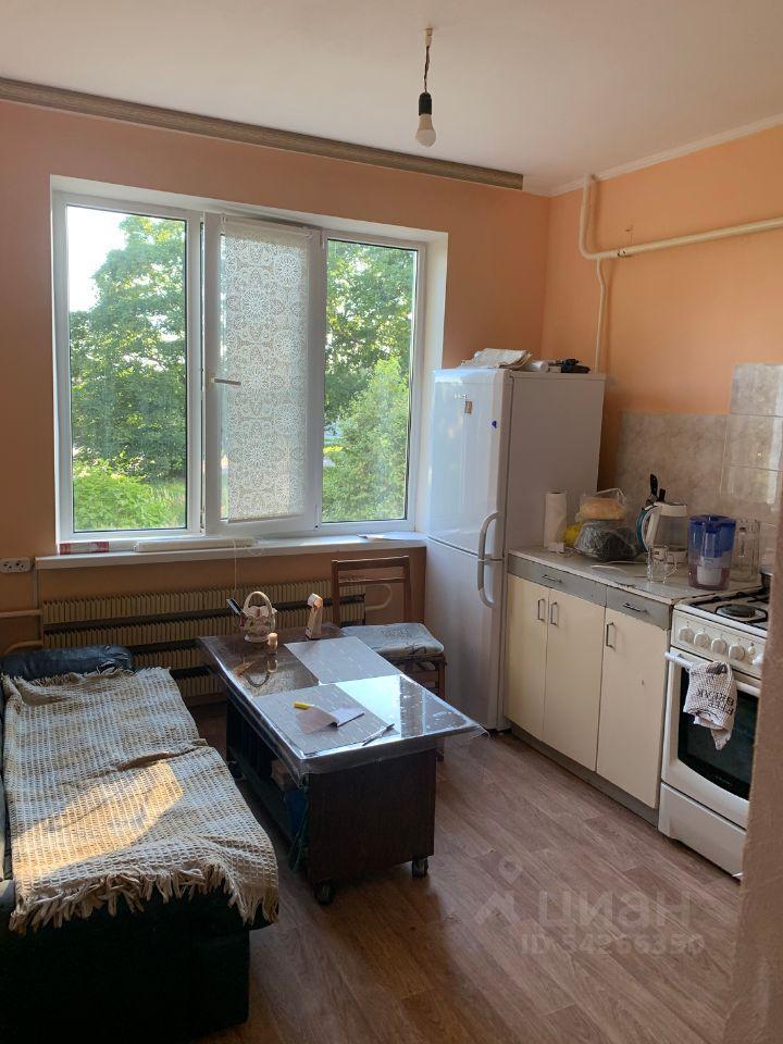 Аренда однокомнатной квартиры рабочий посёлок Калининец, цена 22000 рублей, 2021 год объявление №1416357 на megabaz.ru