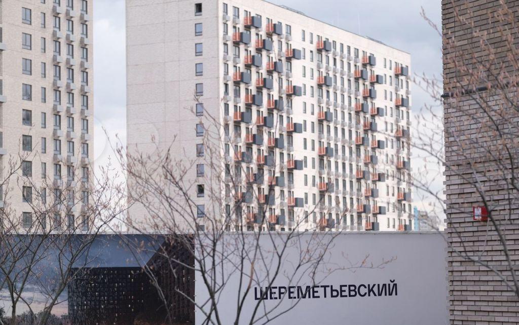 Продажа двухкомнатной квартиры Москва, метро Савеловская, Складочная улица 6к6, цена 16200000 рублей, 2021 год объявление №614266 на megabaz.ru