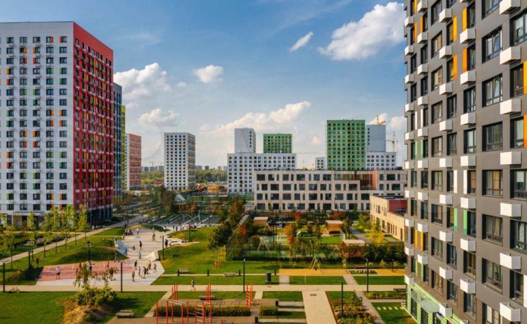 Продажа трёхкомнатной квартиры Москва, метро Бунинская аллея, цена 11446500 рублей, 2021 год объявление №613991 на megabaz.ru