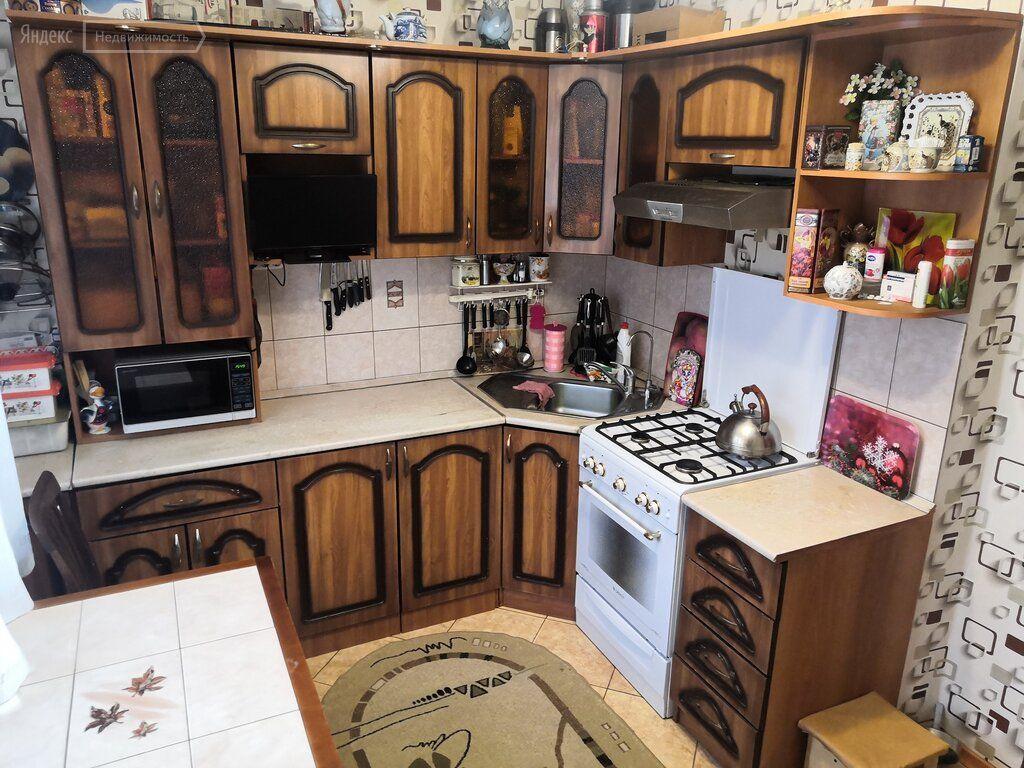 Продажа однокомнатной квартиры Орехово-Зуево, улица Крупской 31, цена 2700000 рублей, 2021 год объявление №597234 на megabaz.ru