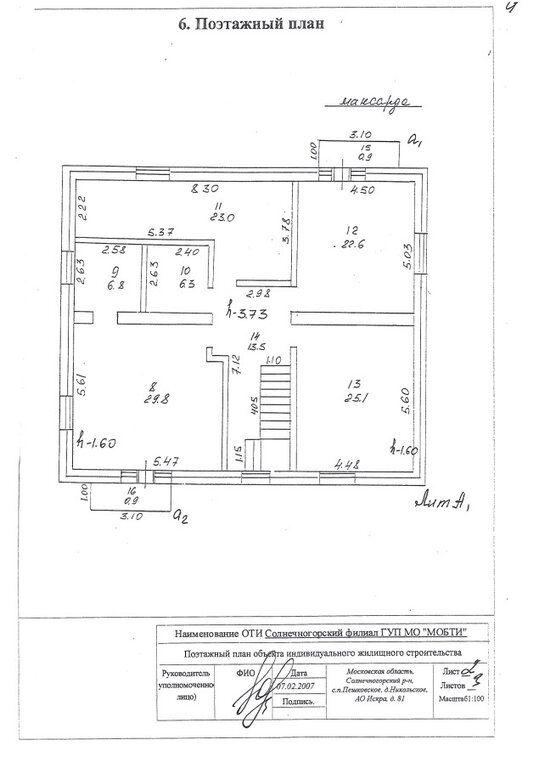 Продажа дома деревня Никольское, Искровская улица, цена 26900000 рублей, 2021 год объявление №597208 на megabaz.ru