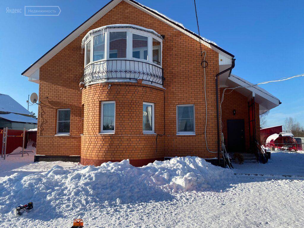 Продажа дома Сергиев Посад, Боголюбская улица 5, цена 14500000 рублей, 2021 год объявление №597296 на megabaz.ru
