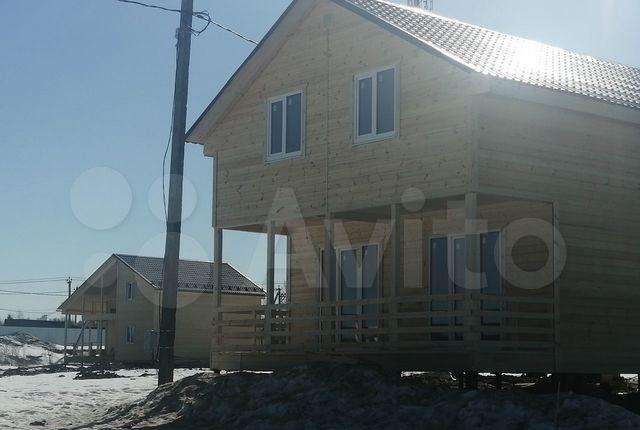 Продажа дома деревня Чепелёво, цена 4750000 рублей, 2021 год объявление №597278 на megabaz.ru