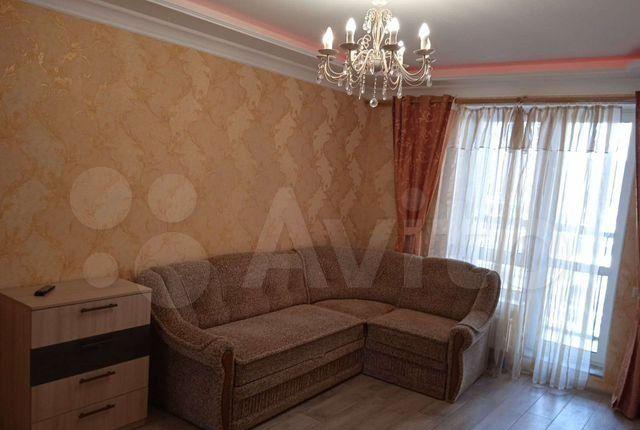 Аренда однокомнатной квартиры Одинцово, улица Маковского 26, цена 30000 рублей, 2021 год объявление №1358719 на megabaz.ru