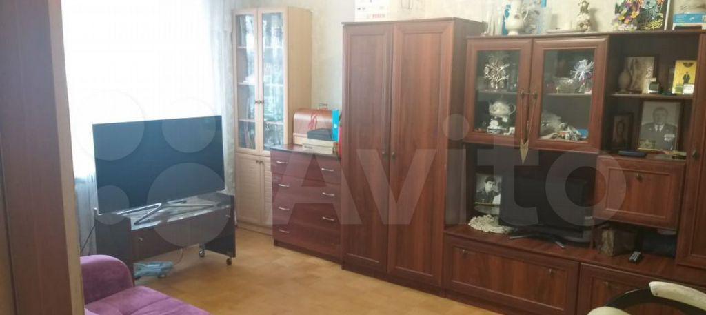 Продажа трёхкомнатной квартиры Солнечногорск, Прожекторная улица 7, цена 6200000 рублей, 2021 год объявление №614010 на megabaz.ru