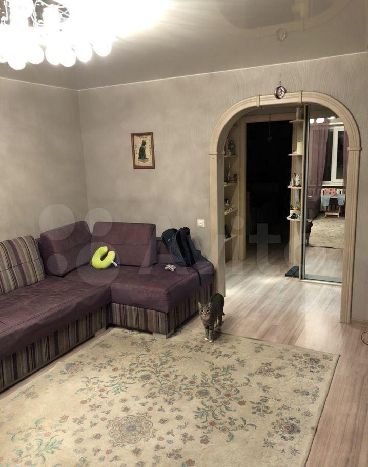 Аренда трёхкомнатной квартиры Голицыно, Советская улица 52к4, цена 30000 рублей, 2021 год объявление №1414402 на megabaz.ru