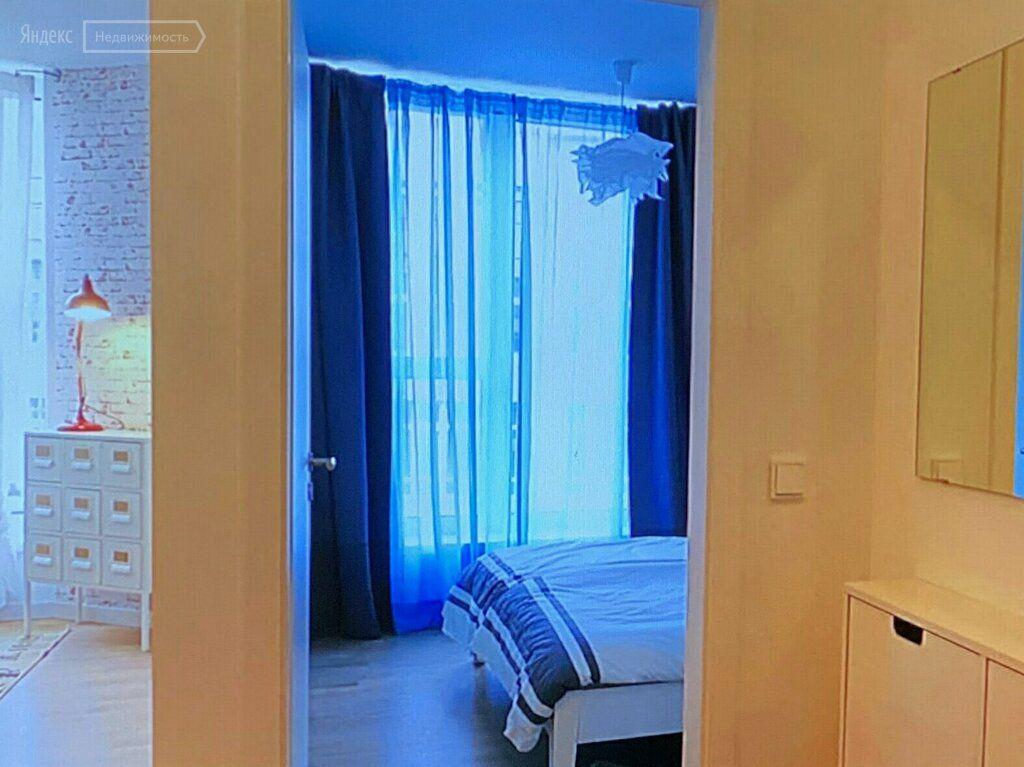 Аренда однокомнатной квартиры Москва, метро Полежаевская, улица Куусинена 4Ак3, цена 50000 рублей, 2021 год объявление №1359284 на megabaz.ru